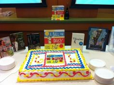 Celebrating our 2012 Caldecott Medalist!