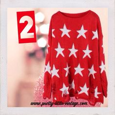 Christmas is the best time for snuggly knits  Day 2 of our advent calendar ❄️ #christmas #countdown #xmas #sweaterweather #knit #stars #christmasjumper #style #trends #sweater #christmascountdown #ootd #fblogger #festive #advent #fashion #gift #giftguide #present #pressie #instafashion #potd #december #nightbeforexmas #inspiration #wiwt #winter