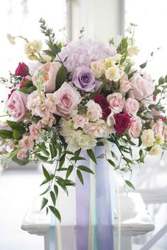 www.TrulyYoursPlanning.com- BOHO FLOWER CHILD WEDDING INSPIRATION | Elegant Wedding
