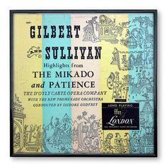 George Maas Gilbert & Sullivan
