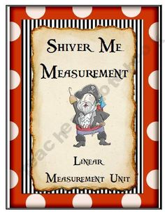Shiver Me Measurement
