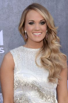 Carrie Underwood - 49th Annual Academy Of Country Music Awards - Arrivals