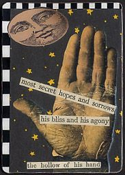 'most secret hopes and sorrows' 'his bliss and his agony' ATC