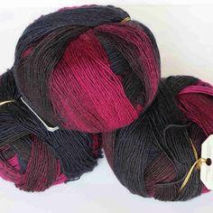 Charisma Zauberball von Schoppel-Wolle - Heikes Handgewebtes