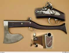George Washington's zombie weapon. Need to find a way to make a modern version of this..........