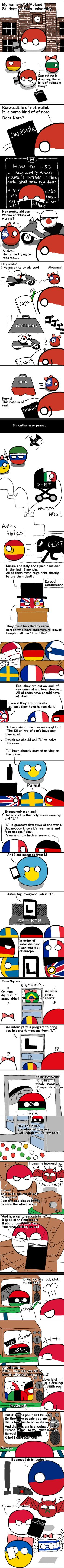 Debt Note (complete) - Polandball | ^ https://de.pinterest.com/pin/44684221282141793/
