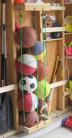 DIY Garage Storage Projects • Lots of ideas Tutorials!