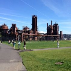 Gas Works Park - Seattle, WA, United States