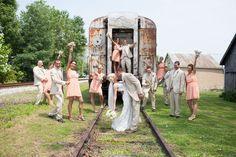 Katie & Jake's Wedding Photo By Mandy Paige Photography