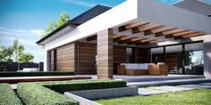 Projekt domu parterowego HomeKoncept 26