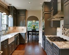 Eclectic Design, Pictures, Remodel, Decor and Ideas #Kitchen