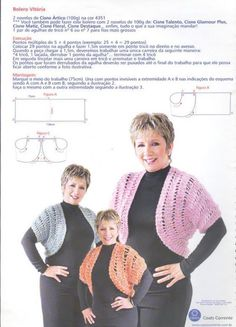 Exceptional Stitches Make a Crochet Hat Ideas. Extraordinary Stitches Make a Crochet Hat Ideas. Crochet Shrug Pattern, Knit Crochet, Crochet Hats, Crochet Patterns, Wire Crafts, Crochet Clothes, Needlework, Men Sweater, Kawaii