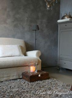 living room wall Pure & Original