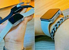 New Apple Watch, Apple Watch Series, Ecg App, Foster Partners, Android Wear, Latest Gadgets, Cool Technology, Edge Design, Stainless Steel