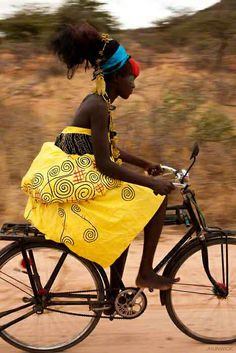 """From his """"New African Fashion"""" Series 