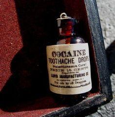 Grageas para el dolor de muelas de cocaina de Lloyd (1885)