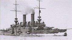 SMS Babenbergwas a pre-dreadnought battleship built by the Austro-Hungarian Navy in 1899. She was launched on 4 October 1902 as the last of three Habsburg-class battleships. Along with her sister ships, she participated at the bombardment of Ancona during World War I. At the end of the war, she was ceded to Great Britain as a war prize. She was scrapped in Italy in 1921.
