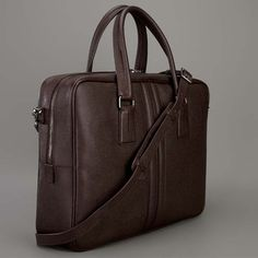 Tod's New Iconic Leather Briefcase