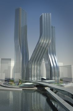 Dancing Towers, Dubai