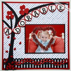 Scrapbook Page Layouts – Page 2 – Karyn Crops Baby Girl Scrapbook, Love Scrapbook, Paper Bag Scrapbook, Album Scrapbook, Baby Scrapbook Pages, Scrapbook Borders, Birthday Scrapbook, Scrapbook Designs, Scrapbook Sketches