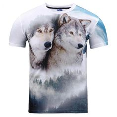 380ab4506f New Fashion Men women t-shirt funny print colorful hair Lion King summer  cool t shirt street wear tops tees