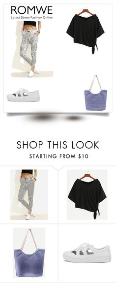 """ROMWE-1/6"" by thefashion007 ❤ liked on Polyvore"