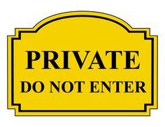 Do-Not-Enter-Sign-EGRE-13360_Black_on_Yellow_1000.gif PRIVATE: DO NOT ENTER @michaelsusanno