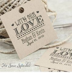 great for hotel bags or favors