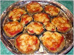 Baked aubergines with tomato and mozzarella - quick recipes .- Baked aubergines with tomato and mozzarella – quick recipes - Best Dinner Recipes, Quick Recipes, Antipasto, Mozzarella, Vegetable Dishes, Diy Food, Food To Make, Vegetarian Recipes, Food Porn