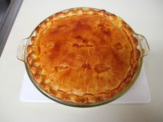 Love them with food Homemade Chicken Pot Pie, Main Dishes, Fries, Eat, Canning, Live, Desserts, Recipes, Food