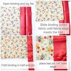 how-to-position-blanket-binding-tutorial