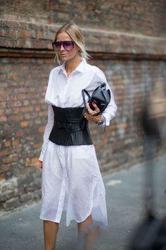 Corsetti e bustini: il corsetto è di moda e si indossa così!