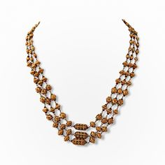 #A Gold Chain,#Jewels from South IndiaSaffronart