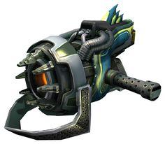 RYNO IV - Ratchet & Clank Future: Tools of Destruction