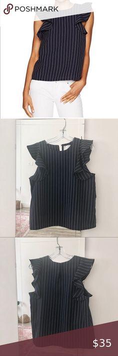 J by J.O.A Women/'s Striped Romper short Overlapped Back Black White Size Medium