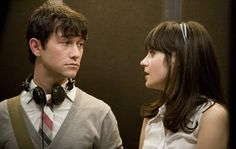 Joseph Gordon Levitt and Zooey Deschanel - 500 Days of Summer