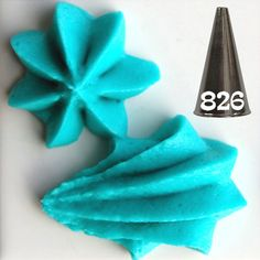 Star Decorating Tip #826 from Layer Cake Shop!