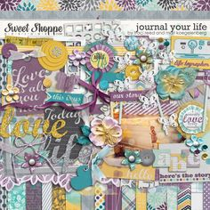 Journal Your Life - MKC & Traci Reed