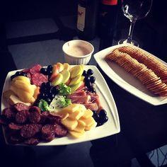 Antipasto Platter #Italian #Starter #FoodOrgasm