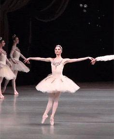 Oksana Skorik dancing Diamonds from 'Jewels' Australian Ballet, Dancing, Gifs, Diamonds, Ballet Skirt, Jewels, Board, Beautiful, Fashion