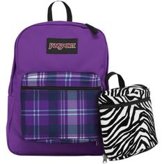 JanSport Superbreak MixUp Backpack  Purple NightZebra Mix Up  167H x 13W x 85D * You can get more details by clicking on the image.
