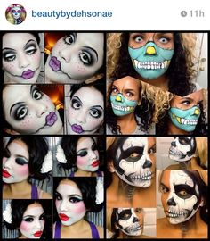 I follow this girl on IG her makeup is amazing!!