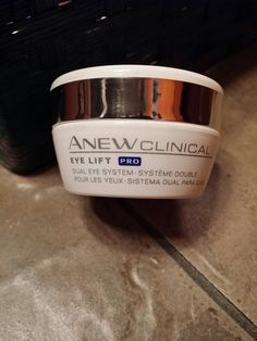 #Avon Anew eye lift #Yes I try out as many products as I can and this is a keeper #Under eye puff GONE!!! #website for my avon estore in my bio