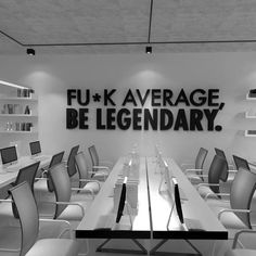 Be Legendary Workplace wall art , Functional Office Décor , Cool Offices, Workplace Decor SKU:AVLEGE – Modern Corporate Office Design Corporate Office Design, Office Wall Design, Modern Office Design, Corporate Interiors, Office Wall Art, Office Walls, Office Interior Design, Home Office Decor, Office Interiors
