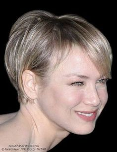 renee zellweger pixie haircut - Google Search