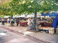 Zadar Market Croatia