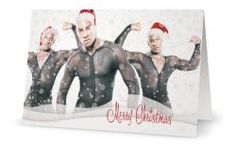 Check out the Horizontal Folded Christmas Cards - 117 mm x 182 mm I created with Vistaprint! Personalise your own Horizontal Folded Christmas Cards - 117 mm x 182 mm at http://vistaprint.co.uk/christmas-cards.aspx. Get full-color custom business cards, banners, checks, Christmas cards, stationery, address labels…
