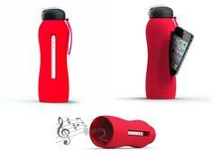 Бутылка с айфоном