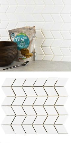 Introduce a little shine to your home with our shimmering variety of gloss tiles. These look fantastic when paired with matt tiles. Hexagon Mosaic Tile, White Mosaic Tiles, White Wall Tiles, Wall And Floor Tiles, Wall Tile Adhesive, Tiles Price, Kitchen Walls, Splashback, Floor Space