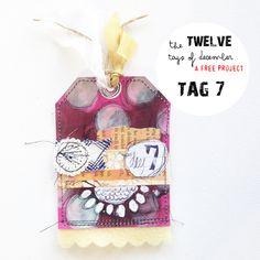 the 12 tags of december - tag seven — R A E M I S S I G M A N